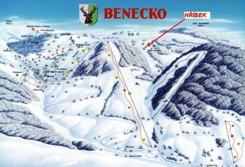 Panoramatická mapa